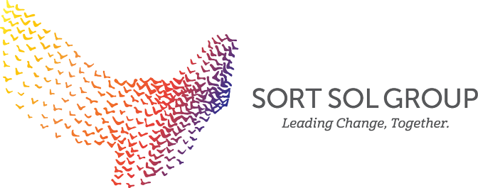 Sort Sol Group Retina Logo